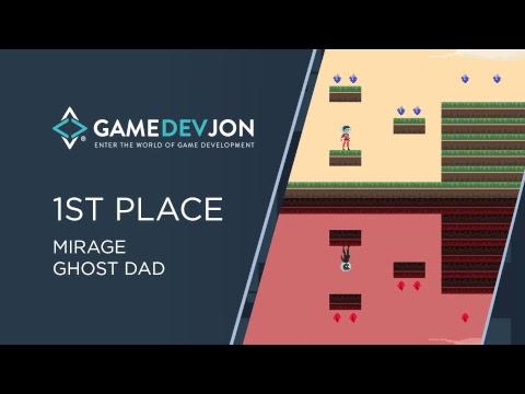 GameDevJon's Community Game Jam #2 - Entries & Winners!