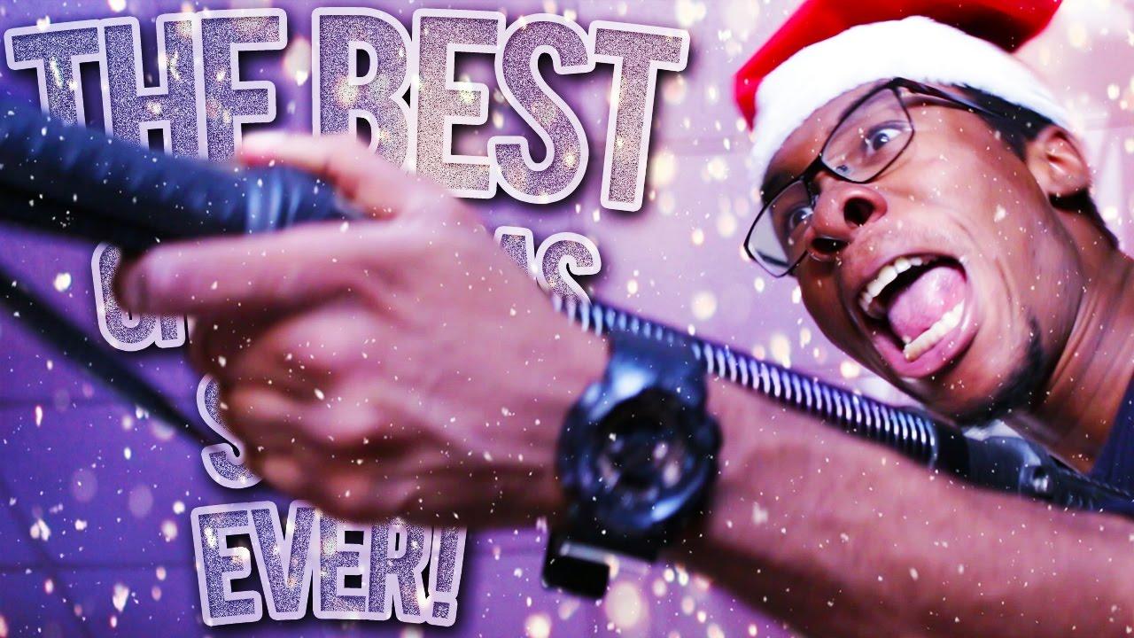 THE BEST CHRISTMAS SONG EVER! (B.O.B - Tis the season) - YouTube