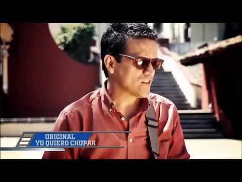 LOS COVERS BANDEROS - YO QUIERO CHUPAR