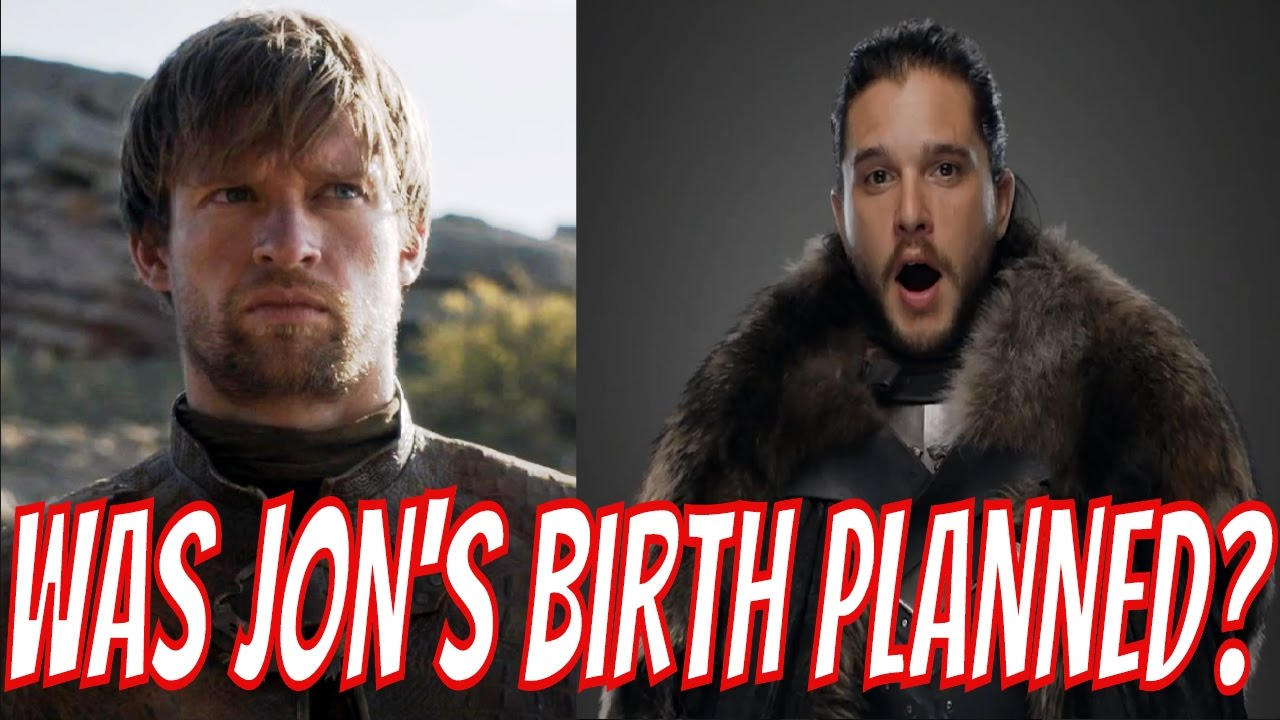 Game of Thrones - HOWLAND REED'S ROLE IN JON'S BIRTH - YouTube  Game of Thrones...
