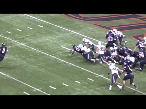 Tulane Secondary Highlights 2013-2014