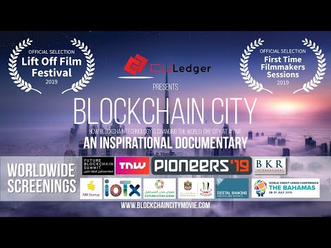 Blockchain City - The Future of Cities Driven by Blockchain
