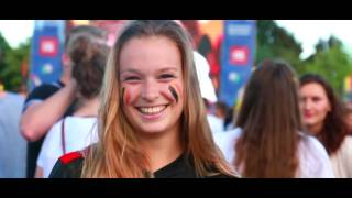 Hyundai Fan Park Mechelen - Sweden - Belgium aftermovie