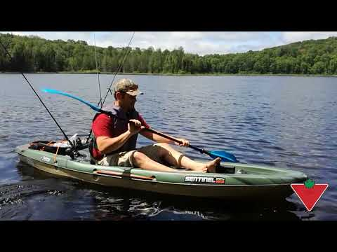 My Product Review: Pelican Sentinel 100X Angler Kayak