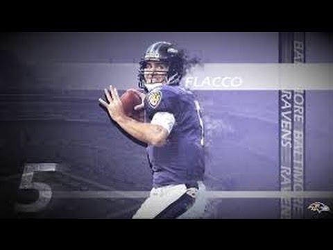 Joe Flacco 2016 Highlights