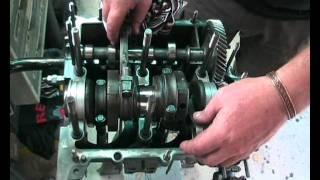 VW 1600 motor rebuild - Part 2