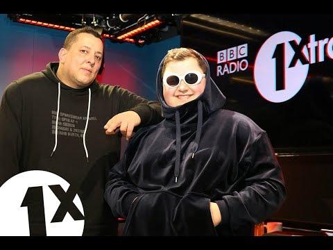 Big Heath freestyle for DJ Semtex