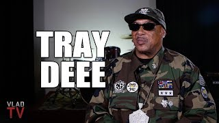 Tray Deee Wouldn't Snitch on His Worst Enemy:
