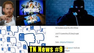 TN News #9 - Xiaomi Browser Bug, 540 M Facebook Data Leak, Fortnite Ban in UK, Fraud Of Rs 40,000