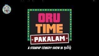 Oru Time Pakalam Standup special by Jagan and Mervyn