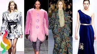 ТРЕНДЫ ОСЕНЬ ЗИМА 2017 ФОТО ТОП главных трендов сезона осень-зима 2017-2018 Fashion Trends Fall 2017