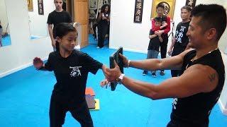 Re-breakable Board Breaking Test - Kung Fu Challenge