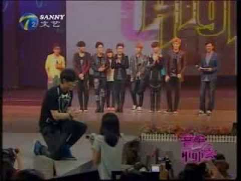 120706 音樂High客 Tianjin Music High Guest EXO-M [FULL]