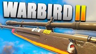 "The NEW ""Warbird II"" Sniper HEROIC VARIANT in COD: WW2"