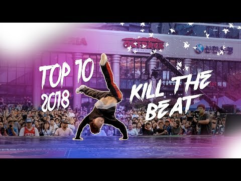 TOP 10 KILL THE BEAT 2018 🎵🔥 INSANE MUSICALITY // PAAW