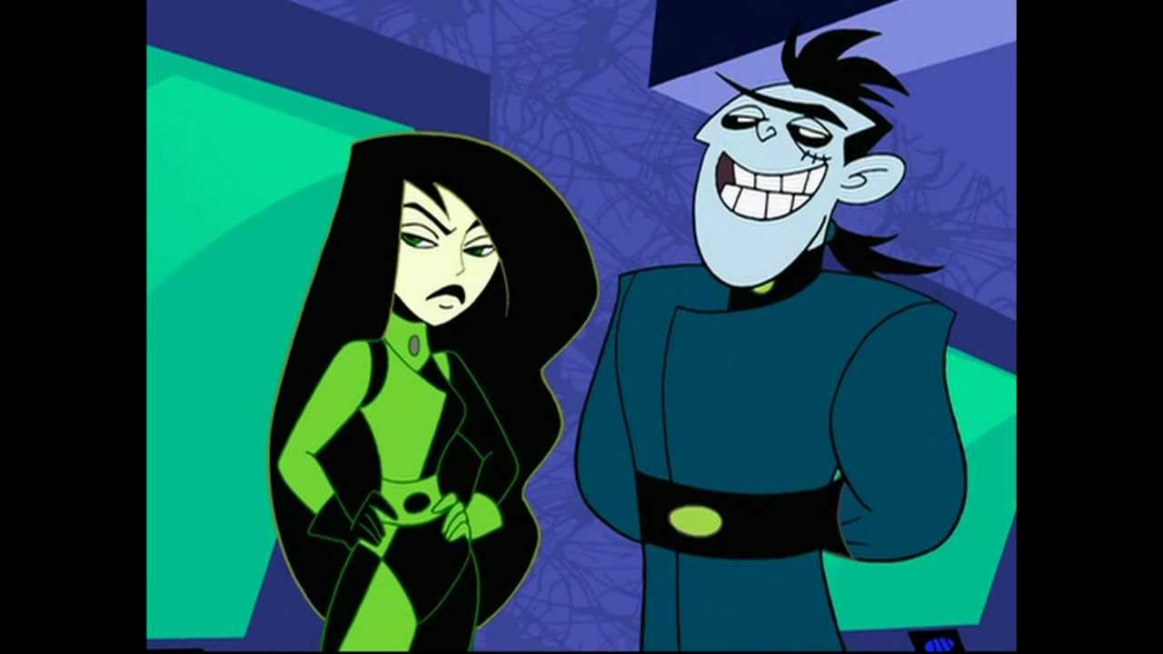 Kim possible and shego porn photo 33