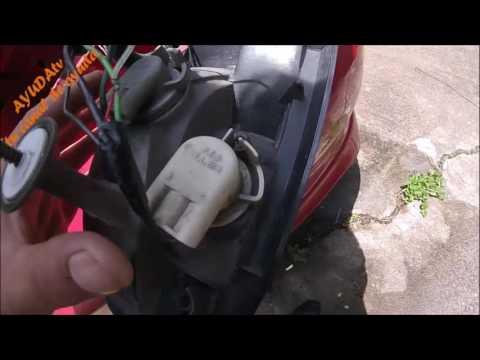 Como Conectar el Cable Reverse Gear Signal de la Camara Trasera