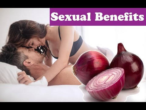 Sexual Benefits of Raw Onions | Effects Of Onion You Did Not Know