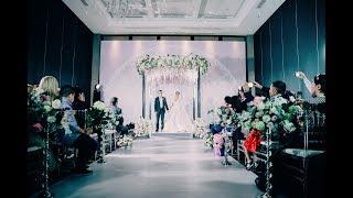 Свадебный клип стильной шикарной пары в Уфе 7.07.17