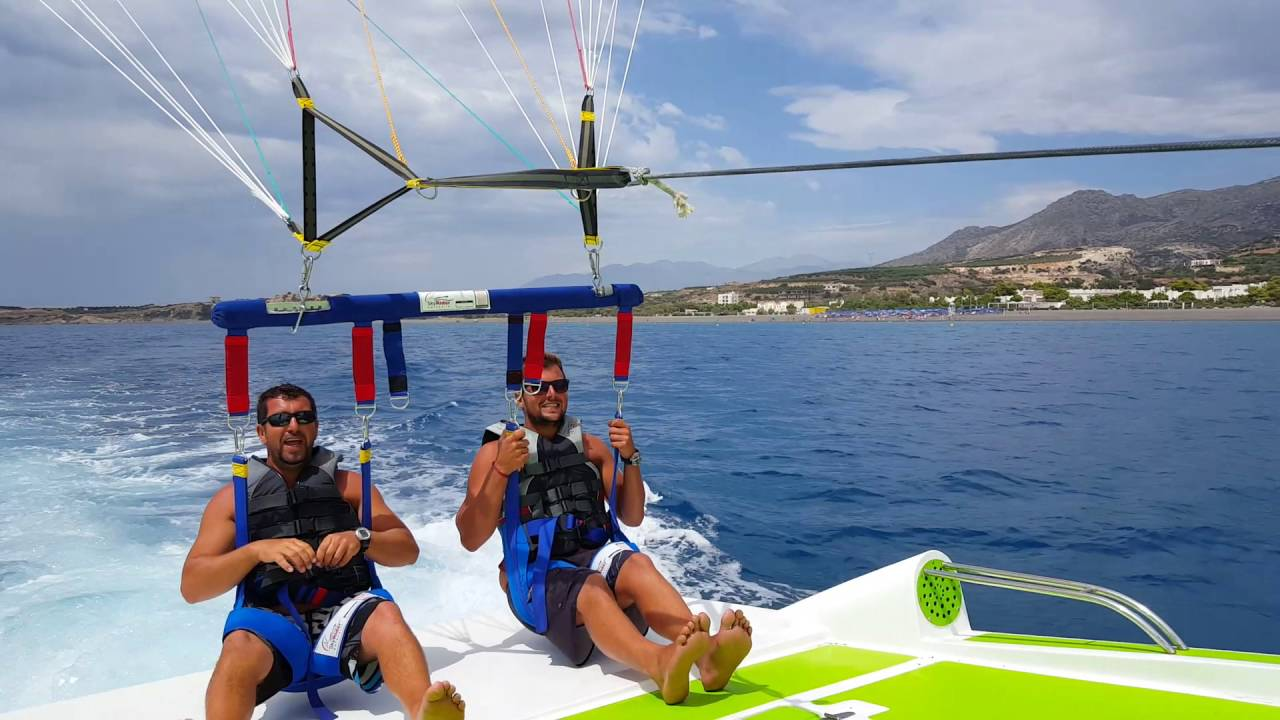 Parasailing Long Beach Ierapetra You
