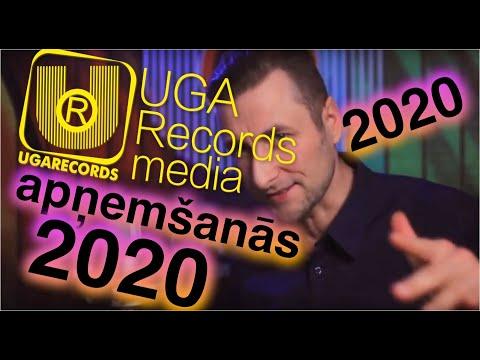 UGA RECORDS Apņemšanās Uz 2020 Gadu!