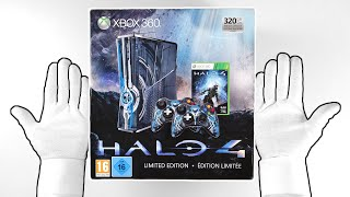 """Xbox 360 """"HALO 4"""" Console Unboxing! (Limited Edition) + Black Ops 2 TranZit gameplay"""