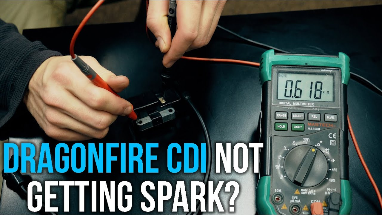 How to Fix DragonFire CDI if No Spark