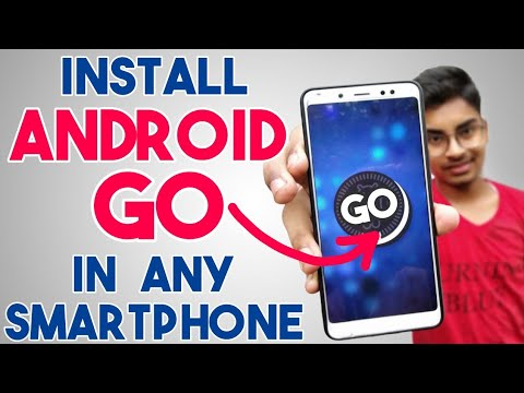 How to Install Android GO on Any Android Device | GO Edition ROM for Old  Phone