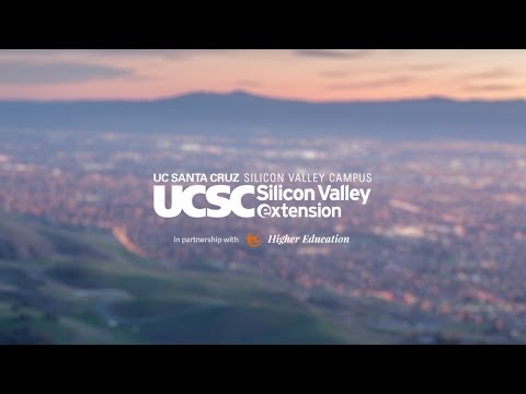 UCSC Silicon Valley Extension - study and qualify for paid work in the US