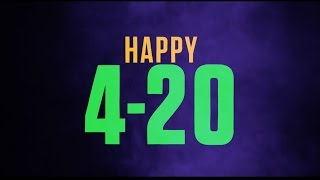 Happy 420 from Grow House & High Times!