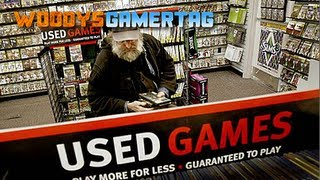 Truth on Used Games - PS4 and Xbox 720