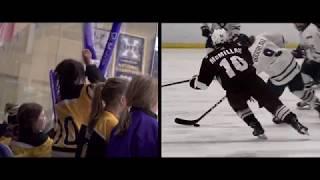 X-Women Hockey 2018 playoff drive