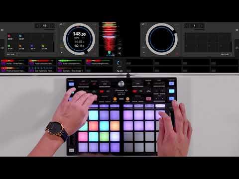 Pioneer DDJ XP1 Performance - Live Trap Remix Using Skrillex Samples - #SundayDJSkills