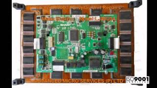 Sharp LJ40U34 Display Unit Repairs @ Advanced Micro Services Pvt. Ltd,Bangalore,India