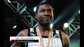Meek Mill Refuses To Fight Safaree,