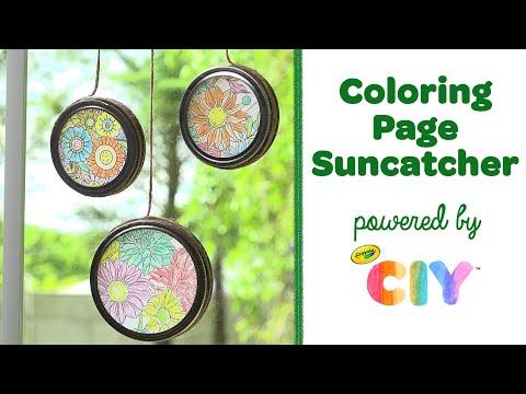 easy-suncatcher-tutorial,-mason-jar-lid-craft-||-crayola-ciy