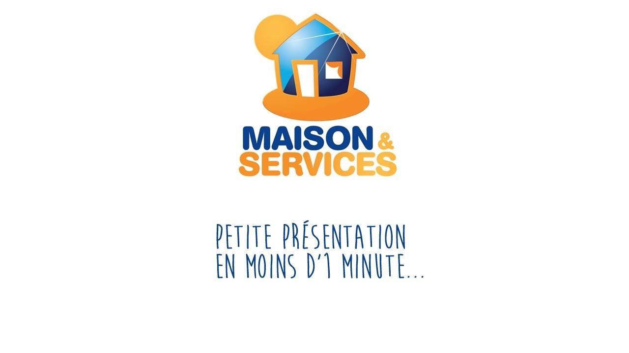 Vid o de pr sentation de l 39 entreprise maison et services for Entreprise agrandissement maison 81