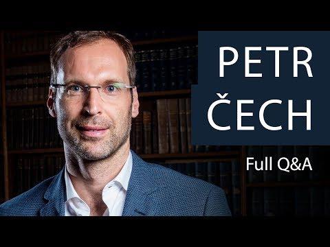 Petr Čech   Full Q&A at The Oxford Union