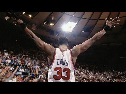 Patrick Ewing - The Unstoppable Force