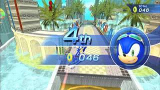 Sonic Free Riders (Demo)