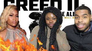 NICKI SNAPPED🔥| Mike WiLL Made-It, A$AP Rocky, A$AP Ferg, Nicki Minaj - Runnin (Audio) | REACTION