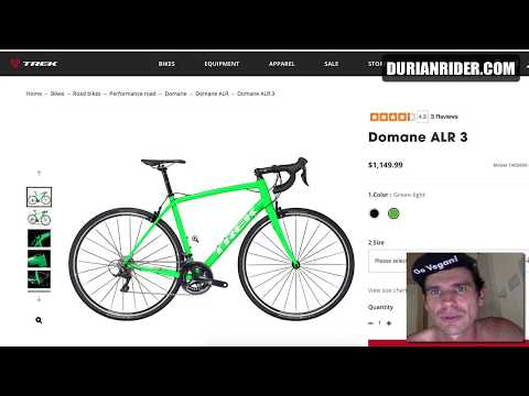 Top 3 Reasons The Trek Domane ALR 3 Is The Best Bike This Year For $1000