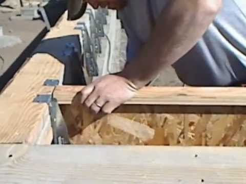 11 Floor Joists Youtube