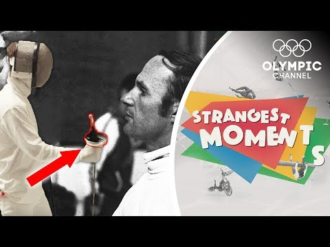 The most devious cheat in Olympic Games history? | Strangest Moments