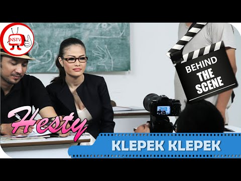 hesty---behind-the-scenes-video-klip-klepek-klepek---nstv