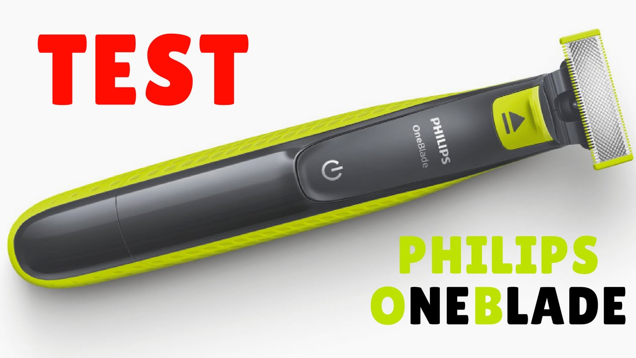 philips oneblade mon test et avis youtube. Black Bedroom Furniture Sets. Home Design Ideas