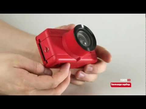 The Lomography Fisheye One - Red Edition