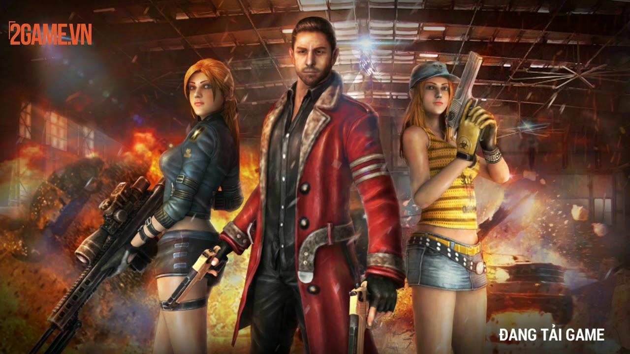 [Trải nghiệm] Gang War Mafia – Game bắn súng cổ điển với những pha đấu súng gay cấn