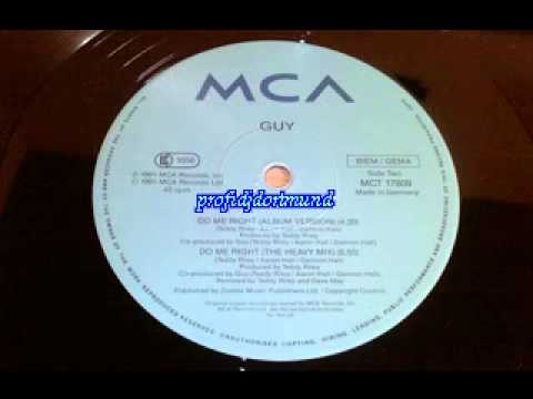 Guy - Do Me Right