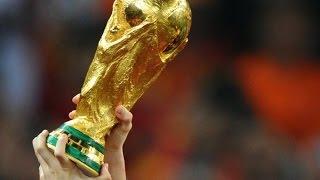 Những bài hát hay nhất qua các kỳ World Cup Euro